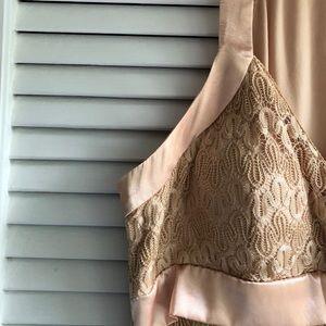 Tops - Lace NWOT beautiful halter top.